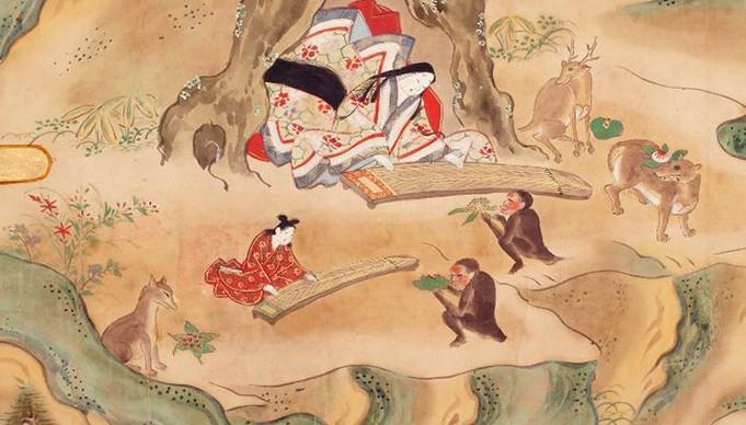うつほ物語(宇津保物語)