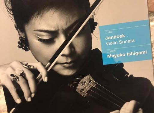 【Opus One】バイオリニスト石上真由子さん
