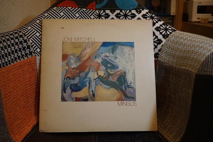 Joni Mitchell「MINGUS」(1979年)