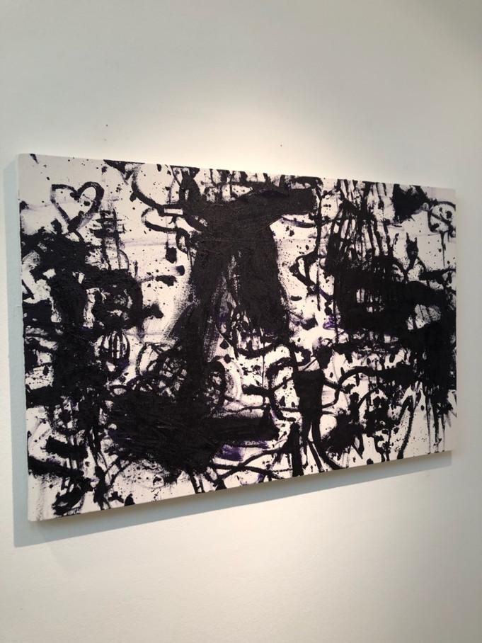 中津川浩章個展「森の神話」@櫻木画廊