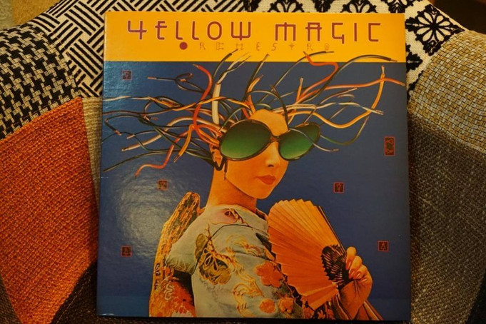 YMO「YELLOW MAGIC ORCHESTRA (1978年)」