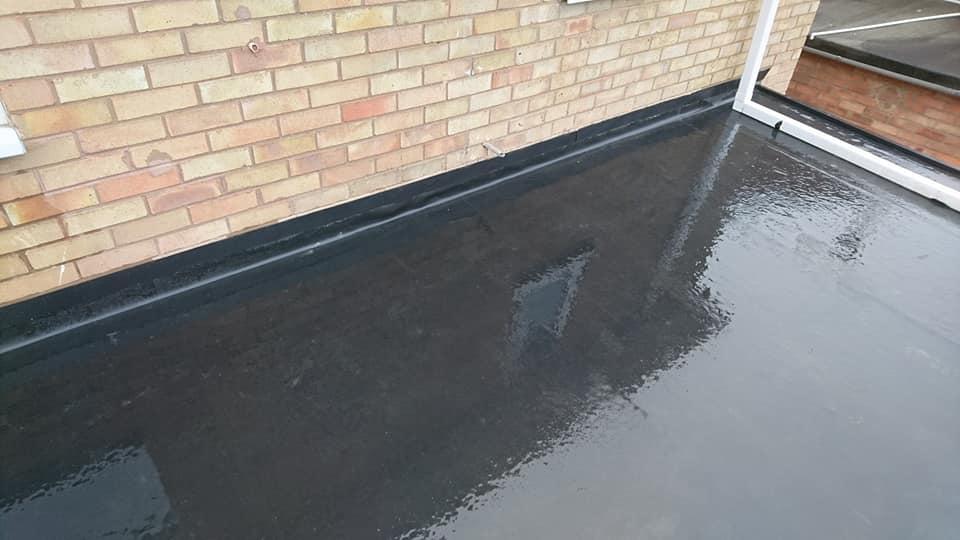 Flt roof repairs warwick