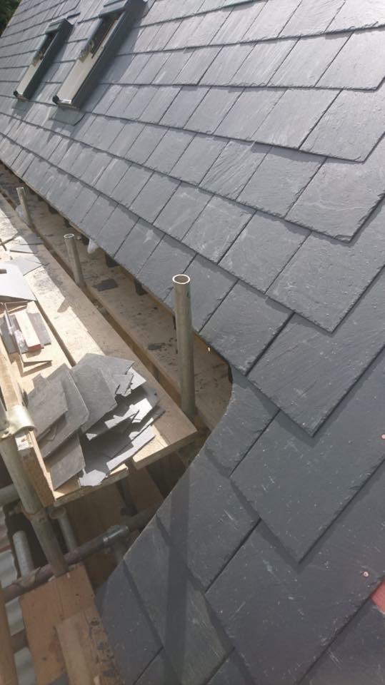 Slate Roof Warwick