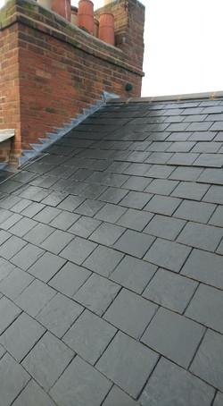 Slate Re Roof Leamington Spa