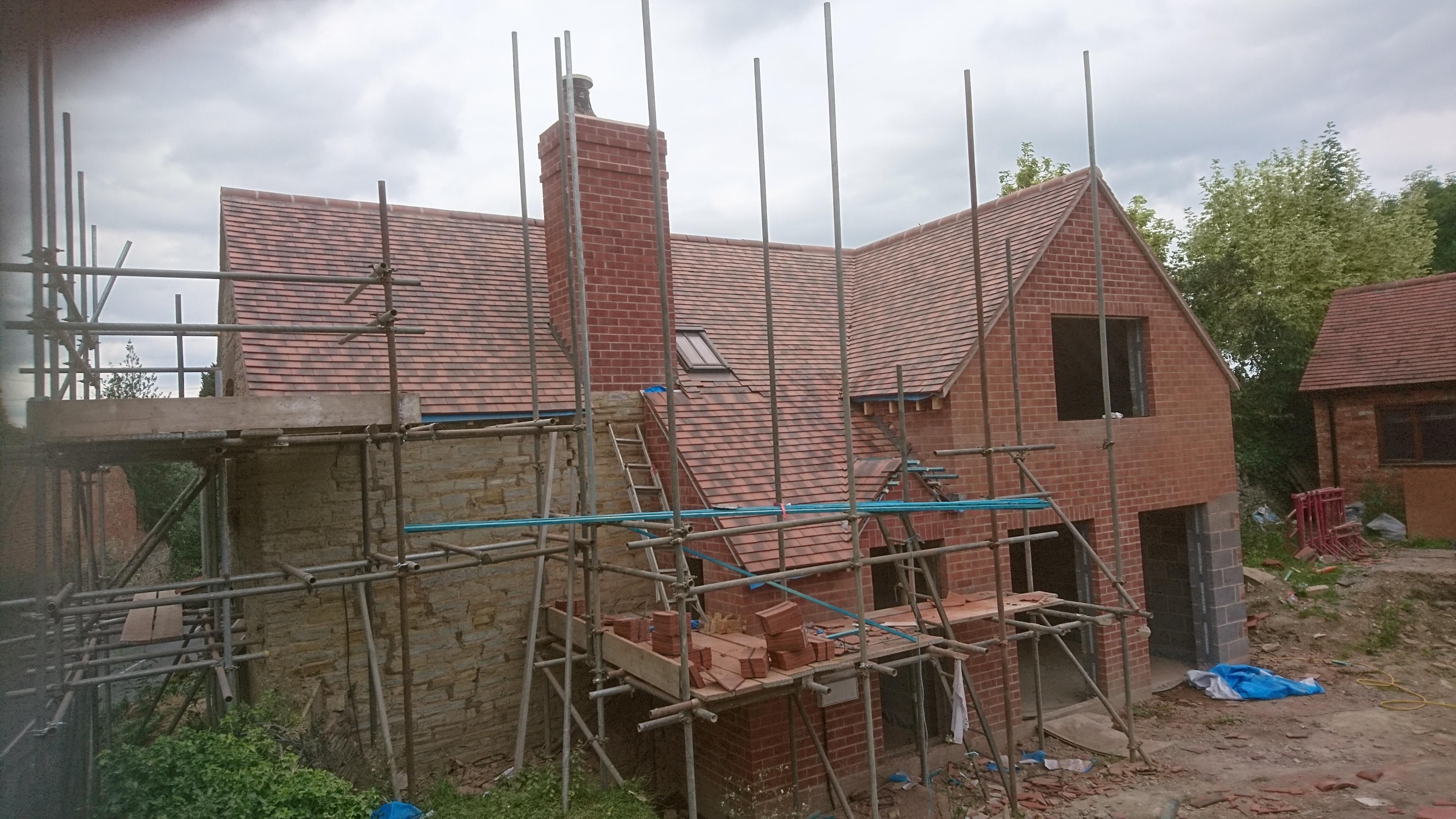 Roof Repairs Warwickshire