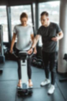Test Fortschritt Fitness Assessment