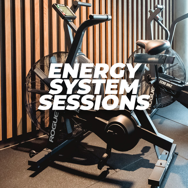Energy System Sessions