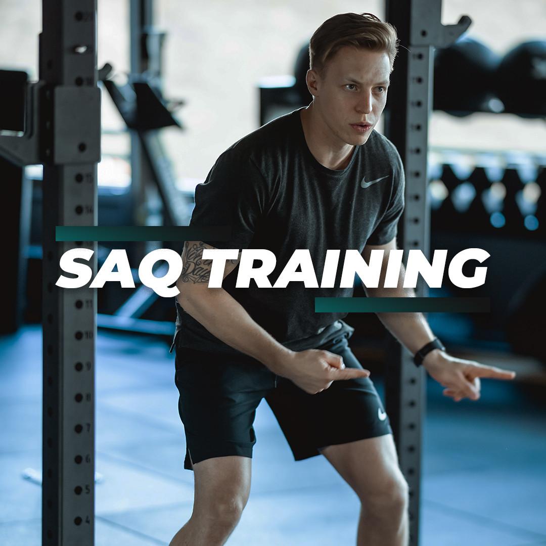 SAQ Training Drills
