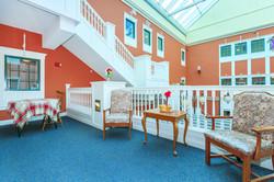 Interior of Bangor property