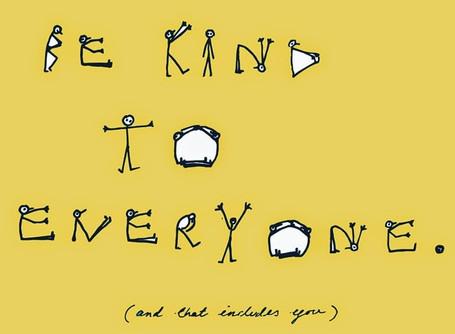 'Kindness' by Sally Lander
