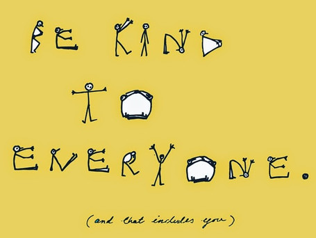 'Kindness' by Sally Lander