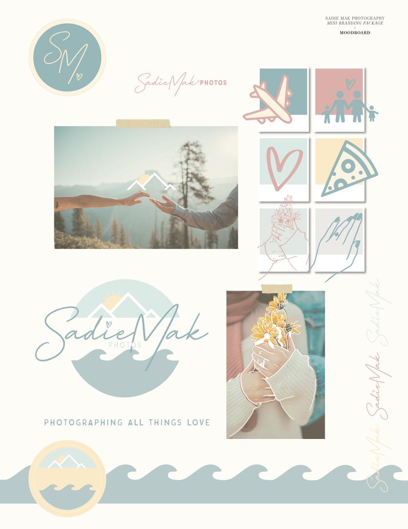 Sadie Mak Photography Mini Branding Pack