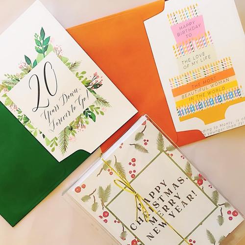 Andrea Woodlee Design Custom Cards