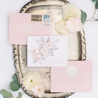 Andrea Woodee Design Stationery