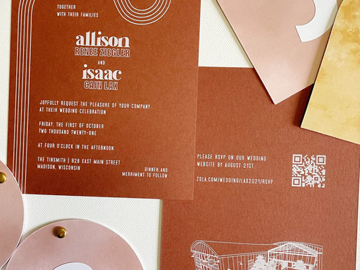 What's in a Wedding Invitation?