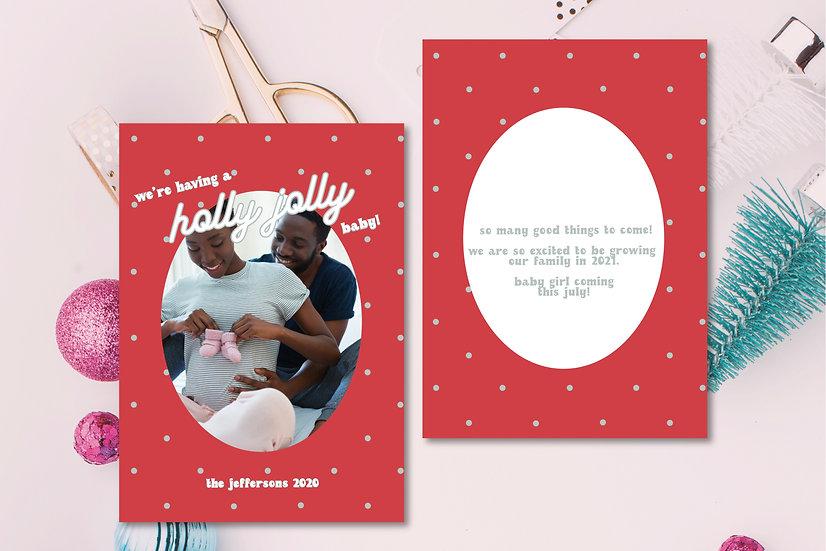 Holly Jolly Baby