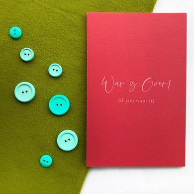 Andrea Woodlee Design Holiday Cards