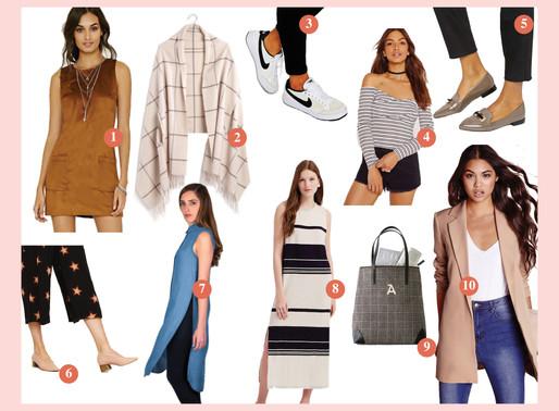 Shop My Fall Wardrobe