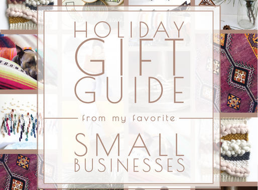 Small Biz Holiday Gift Guide