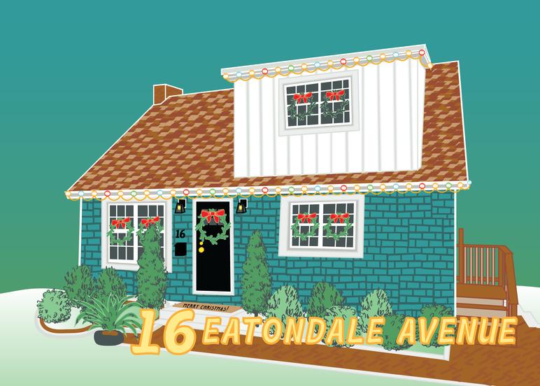 AWD Custom Home Portrait