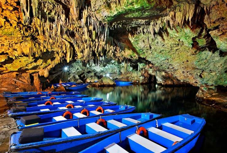 Diros Caves
