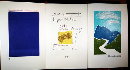 Künstlerbuch_Metaobjekte, 1987