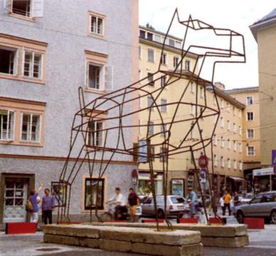 Hund, Salzburg