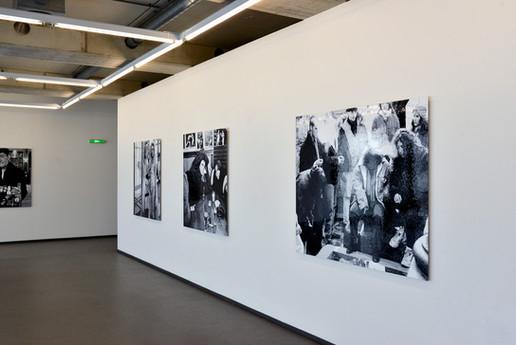 Blick in die Ausstellung, 2019