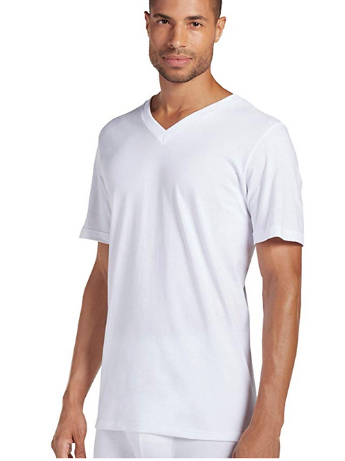 Jockey Men's Cotton V-Neck T-Shirt