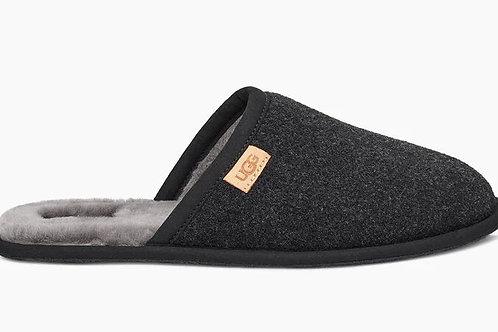 Ugg Scuff Wool Black TNL