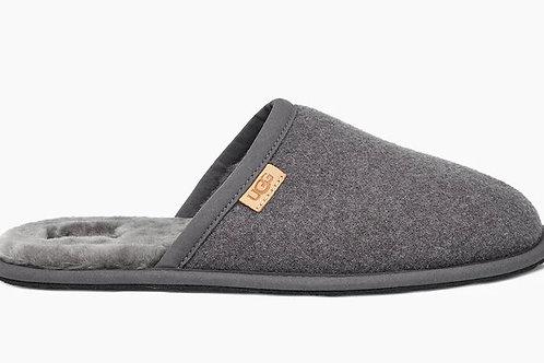 Ugg Scuff Wool Grey