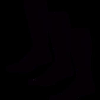 Memoi 3 Pack Men's Socks Black