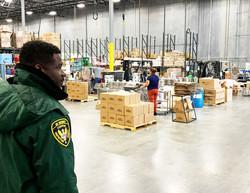 AK Securing Warehouse