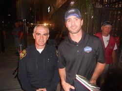 Andy at Daytona 500