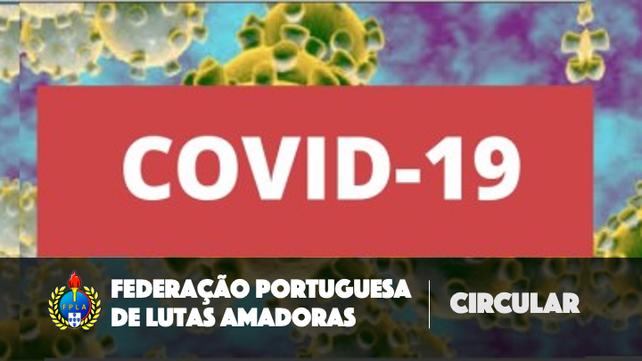 MEDIDAS DE CONTINGÊNCIA – COVID-19
