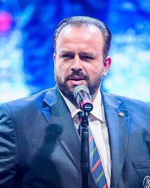 CONGRESSO UNITED WORLD WRESTLING - PEDRO SILVA ELEITO PARA O BUREAU DA FEDERAÇÃO INTERNACIONAL
