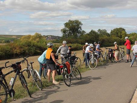 AL will mehr Sicherheit für Radfahrer in Oppenheim
