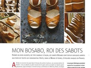 Les belles sandales de BOSABO