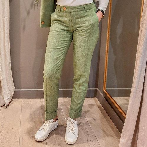 Pantalon Cadix tweed | Quiet