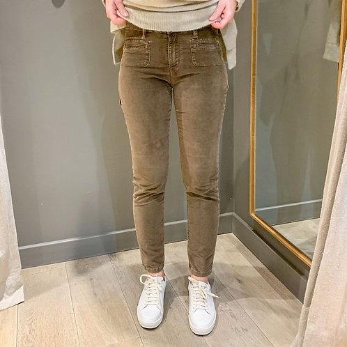 Pantalon Clara Velours côtelé  I Islow