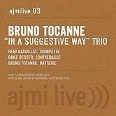 Bruno Tocanne trio