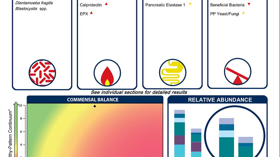 GI Effects - Comprehensive Stool Test