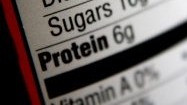 Nutrition Facts Label, protein