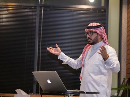 تغطية محاضرة: المشاريع الفوتوغرافية | للفنان محمد الفالح