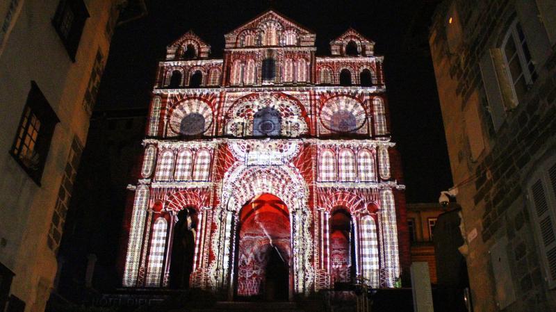 la cathédrale du Puy en Velay