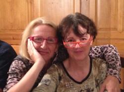 Corinne et Martine