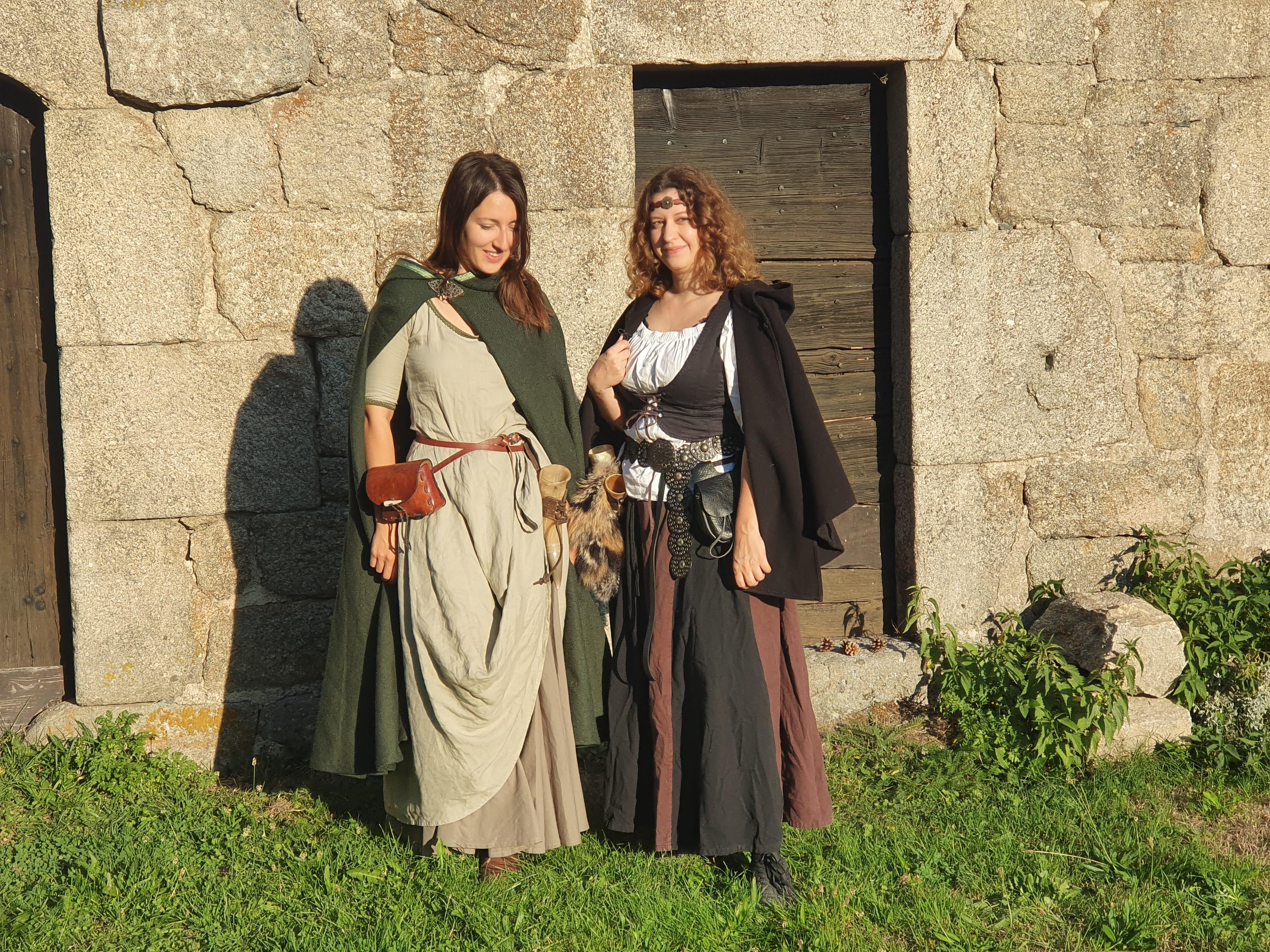 Fête mediévale au Puy en Velay