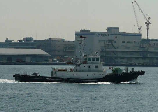 3600PS Harbor Tug Boat