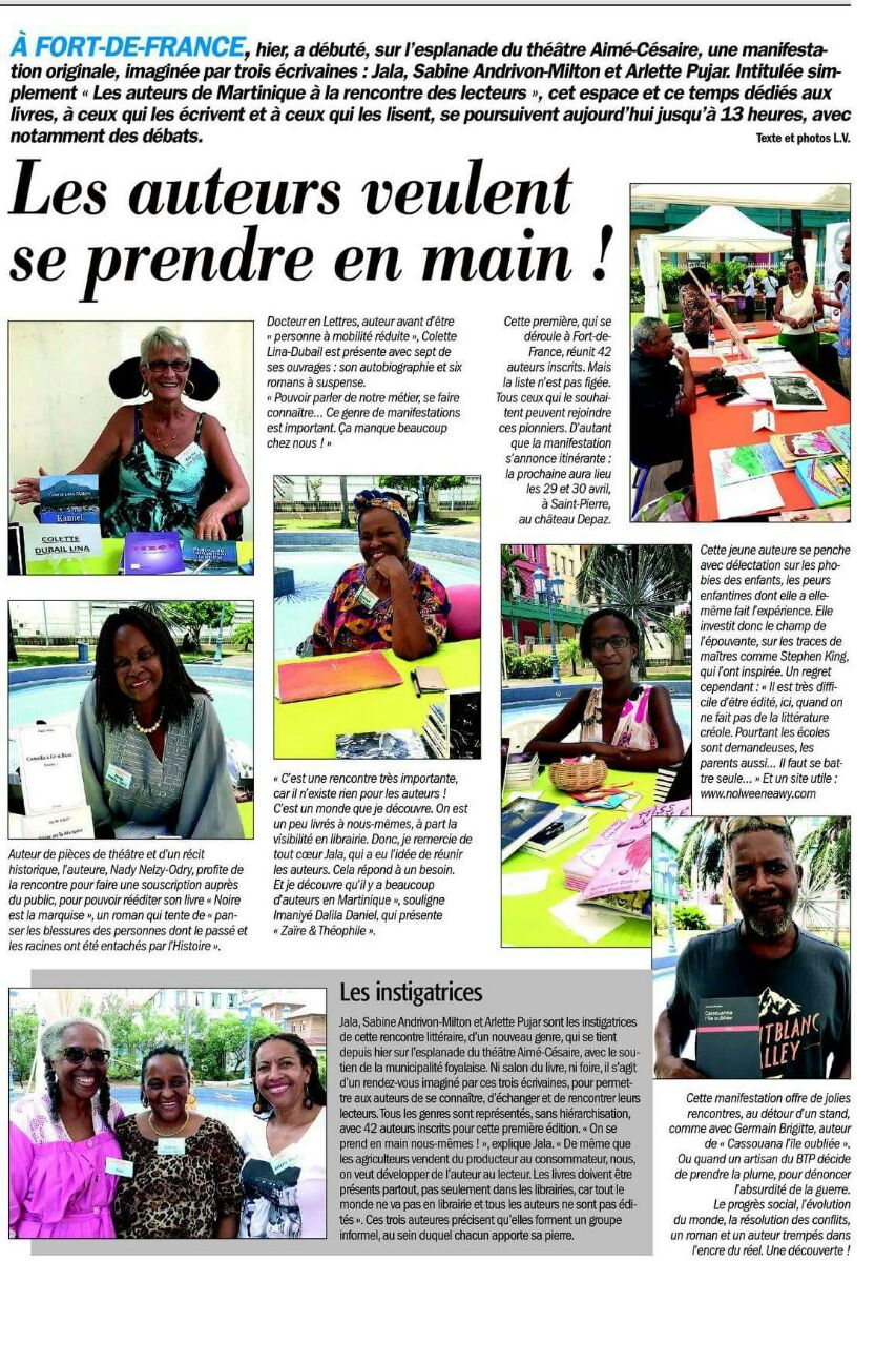 Article France-Antilles