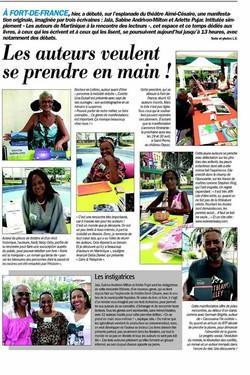 France-Antilles 31 Avril 2017